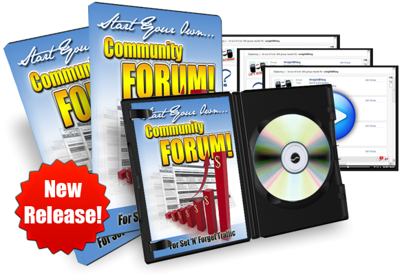 Product picture How To Build Your Own Community Forum From Scratch