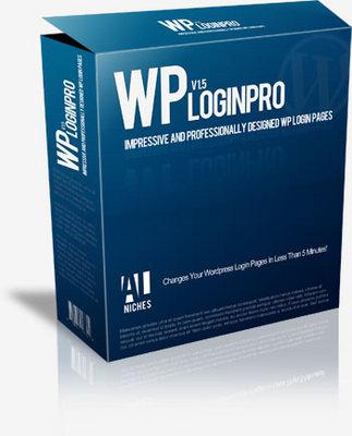 Product picture Wordpress Login Pro