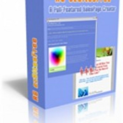 Product picture Sales Pages Creator - AGez Sites Free